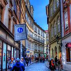 The Streets of Prague by playfulkit