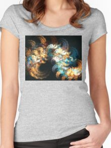Chenille Women's Fitted Scoop T-Shirt