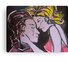 9 1/2 Weeks Canvas Print