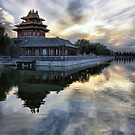 Forbidden City Sunset by Svisho