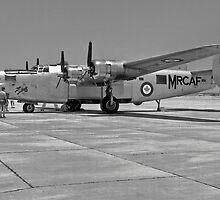 B-24M Liberator B.VIII HE773/M by Colin Smedley