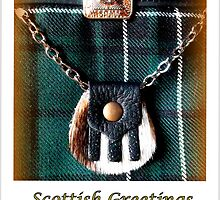 Scottish Greetings by ©The Creative  Minds