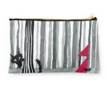 Little Red Riding Hood Studio Pouch