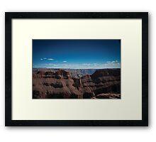 Eagle Point - The Grand Canyon Arizona Framed Print