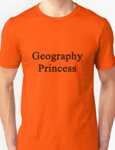 Geography Princess  Unisex T-Shirt