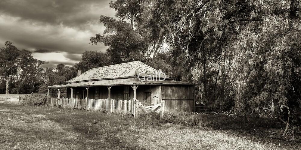 Bimbi Post Office by GailD