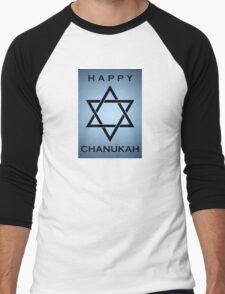 happy chanukah Men's Baseball ¾ T-Shirt