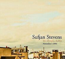 Sufjan Stevens by paulrice