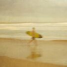 Surfer #4 by Jackie Cooper