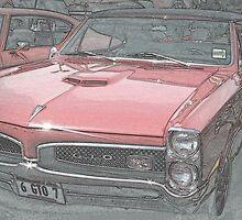 1967 Pontiac GTO by kkphoto1