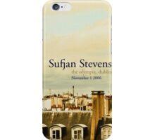 Sufjan Stevens iPhone Case/Skin