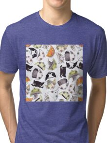 """Oro?"" Halloween Series Tri-blend T-Shirt"