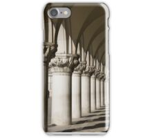 Venice in November. iPhone Case/Skin