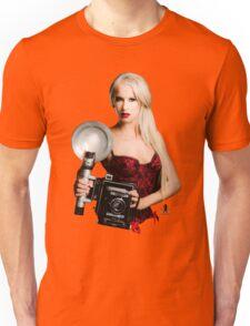 Hot Speed Graphic Unisex T-Shirt