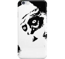 SCARY SANTA iPhone Case/Skin