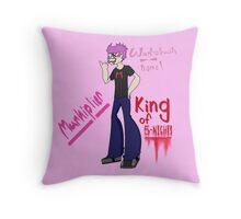 Markiplier Throw Pillow