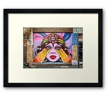 Curse of the Gypsy Framed Print