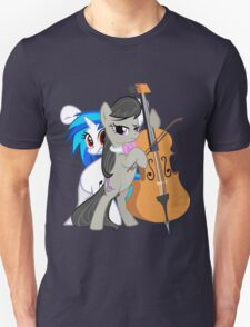 Octavia and Scratch Unisex T-Shirt