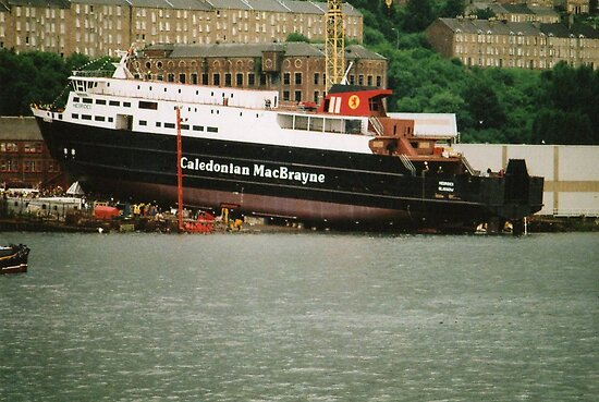 Launch of Hebrides 2000 by youmeus