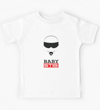Baby Stig (option 2) Kids Tee