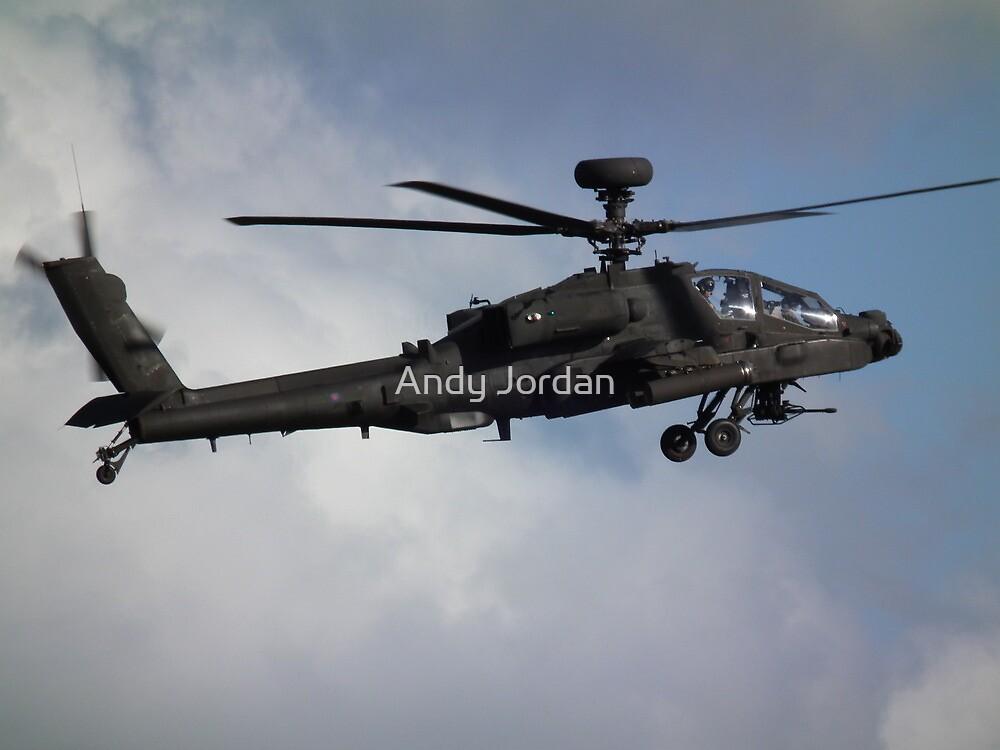 Westland Apache AH1 by Andy Jordan