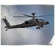 Westland Apache AH1 Poster