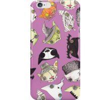 """Oro?"" Halloween Purple iPhone Case/Skin"