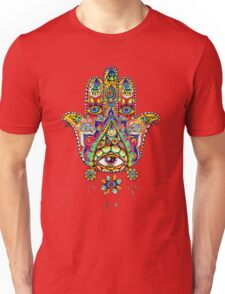God's Not Dead (Hamsa Hand) Unisex T-Shirt