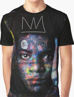 Basquiat´s mind Graphic T-Shirt