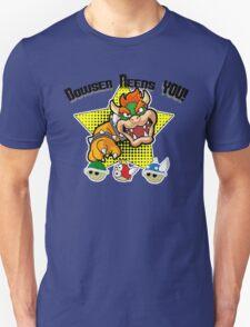Bowser Needs You T-Shirt