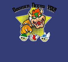 Bowser Needs You Unisex T-Shirt