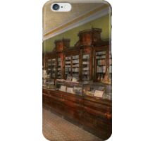 Pharmacy - Weller's Pharmacy 1915 iPhone Case/Skin