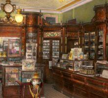 Pharmacy - Weller's Pharmacy 1915 Sticker