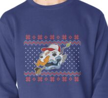 Ugly Snowman Ugly Christmas Sweater Pullover