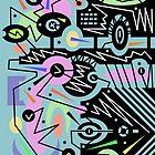 abstract urban 13 by dar geloni