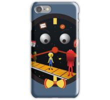Don't Hug Me I'm On Time iPhone Case/Skin