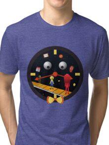 Don't Hug Me I'm On Time Tri-blend T-Shirt
