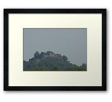 Stirling Castle Framed Print