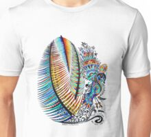 Which Came First? The Indigo or the Egg? Unisex T-Shirt