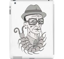William S. Burroughs iPad Case/Skin