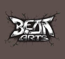 Beanarts Drawn Style Logo Shirt by beanarts