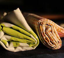 Fabulous fabrics... by JulieGrant