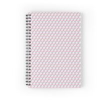 Pink Dragon Scales Spiral Notebook