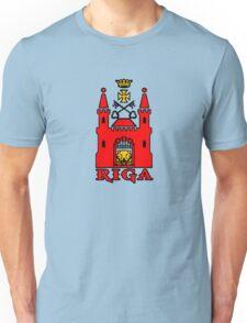 riga Latvia Unisex T-Shirt