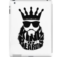 King Of Beards iPad Case/Skin