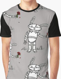 Robot Rabbit Graphic T-Shirt