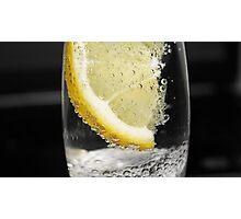 Lemon Drop Photographic Print