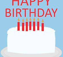 Happy Birthday  by Skandar223
