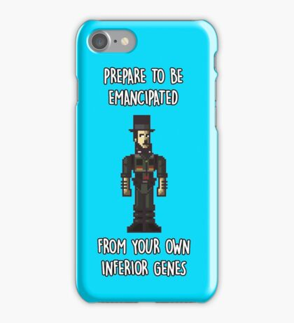 Abradolph Lincler iPhone Case/Skin