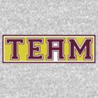 The 'i' in Team by Tom  Ledin